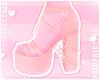 F.Galaxy Girl Charm Heel