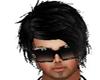 hair black zach