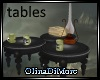 (OD) Small tables