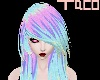 Rainbow Drop Hair
