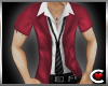 *SC-Casual Male Red