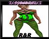 R&R PVC GREEN GOLD V5