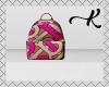 Pink B.berry Bookbag