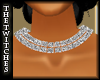 (TT) Diamond Collar