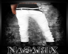 (N)*Pants White*