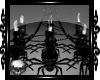Spiderweb Pvc Chandelier