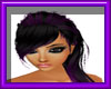 (sm)black purple long