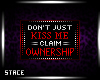 Claim Ownership