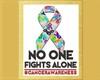 CA No One Fights Alone