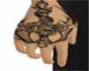Dragon Goth Wrist