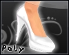 Pumps [white candy]