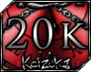 !Support Keizuka 20k