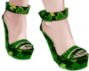 Four Leaf Clover sandals