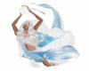 waterfloating drape