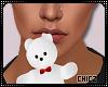 Cz!!Mouth teddy M