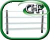 HFD Glass Wall Shelf