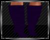Dk Purp Knee High Boots