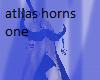 Atllas Teck Horns one