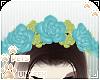 [Pets]Fudge  flowercrown