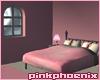 Pink Phoenix Bedroom
