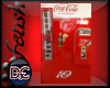 [tes]Retro Soda Machine