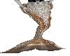 Undead Mermaid Tail