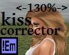 !Em Kiss Corrector 130%