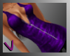 [ves]elya zipped purple