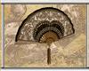 Oriental Garden Fan V1