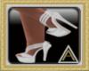 (AL)Jez Heels White