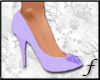 ~F~Fushia Shoes~Purple