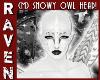 (M) HEAD SNOWY OWL!