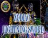 Zodiac Lightning Sword