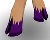 anyskin purple hooves