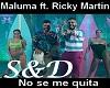 No se me quita - Ricky M
