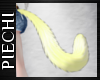 ~P; Kiki Tail yellow