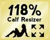 Calf Scaler 118%