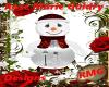 (RMG)Snowman Globe