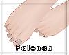 🖤 Grosa Bare Feets