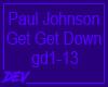 !D Get Get Down