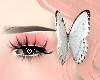 butterflies in my hair