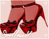 fae red v2 heels