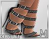 $ Izaura heels