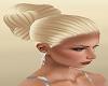 BLond Evening Hair BUn