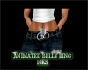 DRV ANIMATED BELLY RING