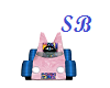 SB* Super Monsters Car