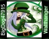 [BD] St.PatricksWallhang