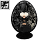 ~F~ Skully Egg chair 4P