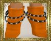 A62 Orange Boots