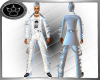 [MRW] White Raver Coat